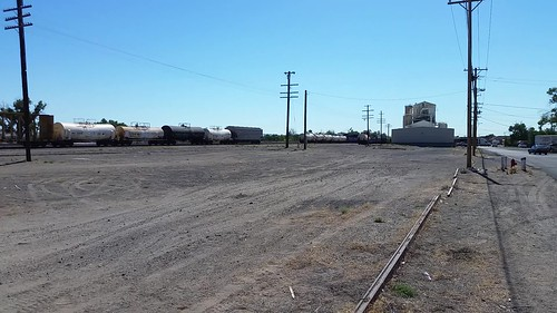 Amtrak 5 Through Fernley