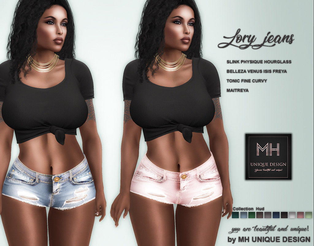 MH-Lory Jeans Collection