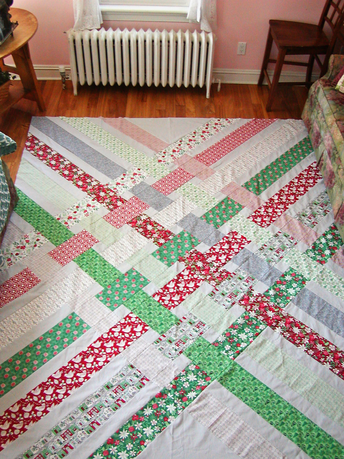 Barbara's Libby Quilt