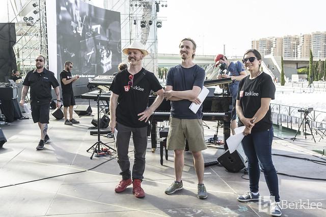 Photo:La Nit de Berklee - Commencement Concert 2018 By Berklee Valencia Campus