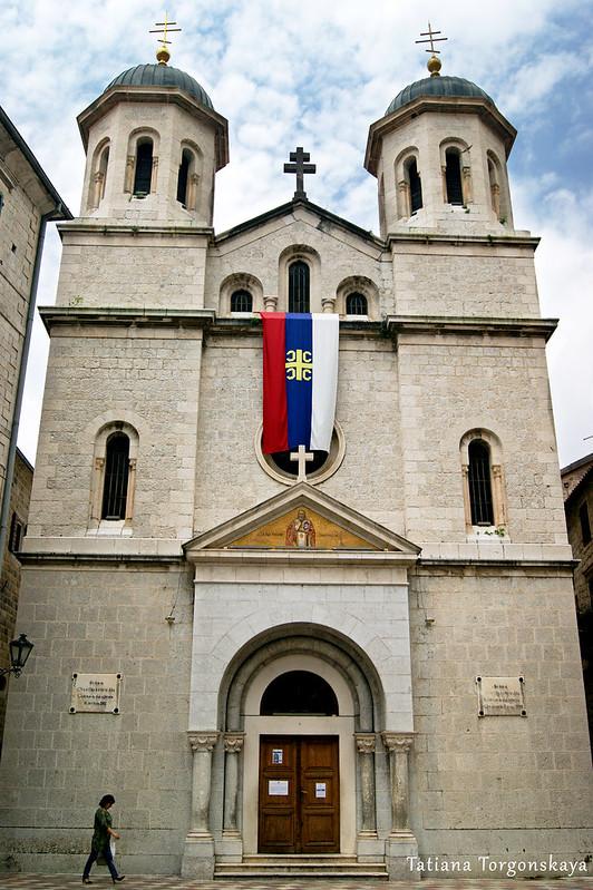 Церковь Св.Николая в Которе