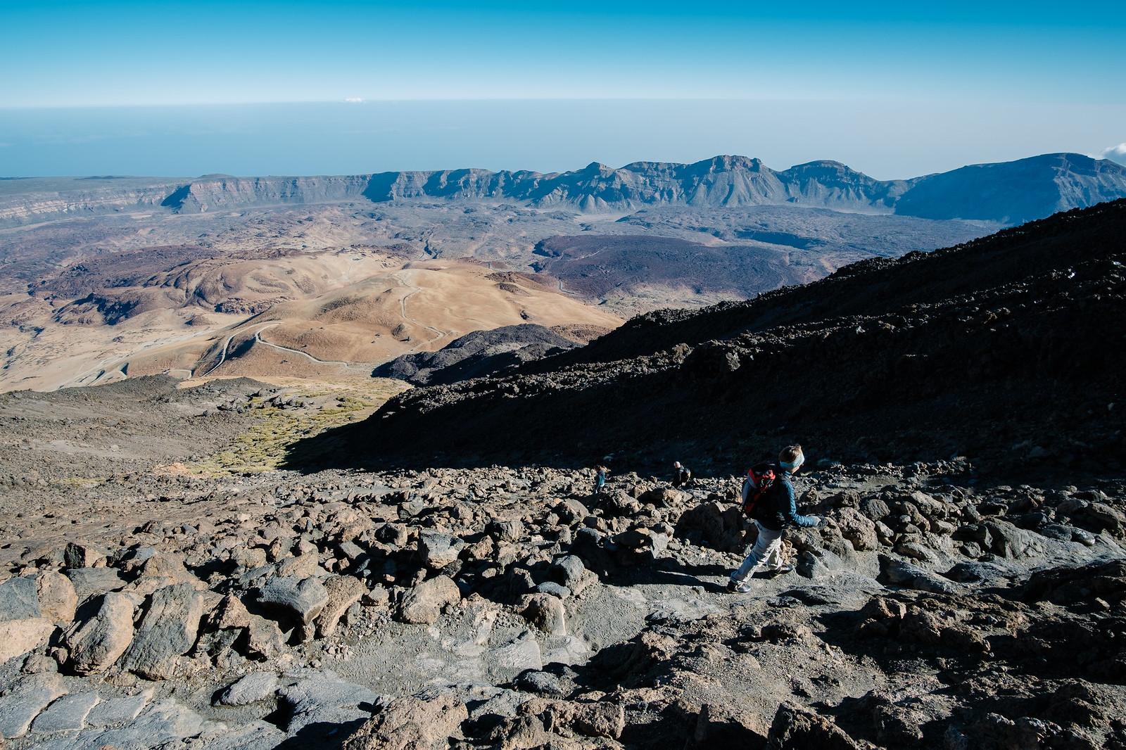 Tenerife - GR131