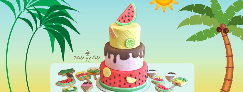 Cake by Make My Cake
