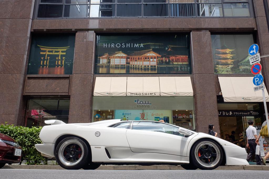 Lamborghini Diablo 2018/07/13 X7000851