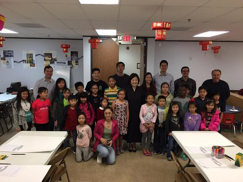 HBA Law Day Poster Workshop at Chinese Community Center - 02.18.2017