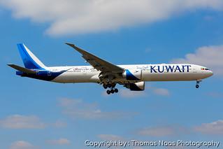 Kuwait Airways, 9K-AOM