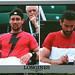 Roland-Garros 2018 : Fabio Fognini & Marin Cilic