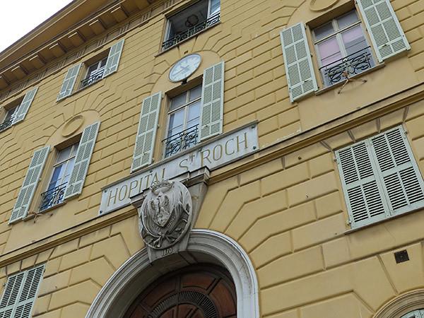 hôpital Saint Roch