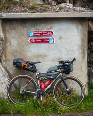 J.Guillem Orient Bikepacking Setup
