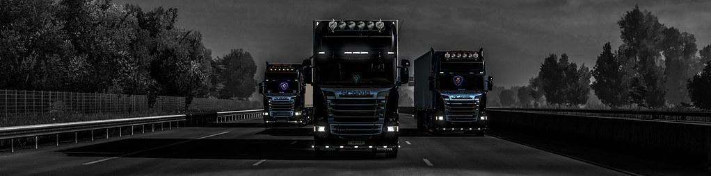 Euro Truck Simulator 2 - VabisMafia.