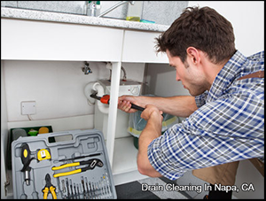 drain cleaning napa ca