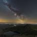 'Cwm Cau Milky Way' - Cadair Idris, Snowdonia by Kristofer Williams
