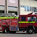 Fire Engine at Plympton Dec 2017 #1