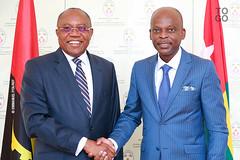Intensification des échanges commerciaux entre Lomé et Luanda