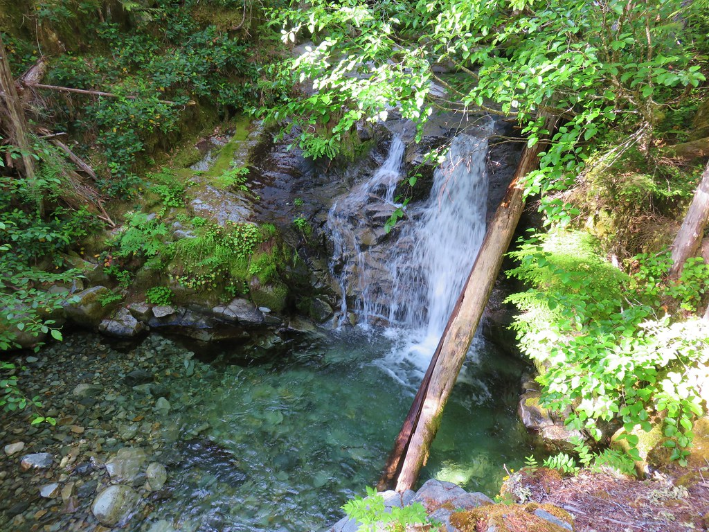 Waterfall on Welcome Creek