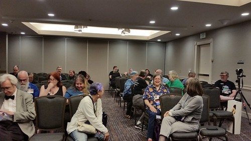 Westercon & Worldcon Bids panel