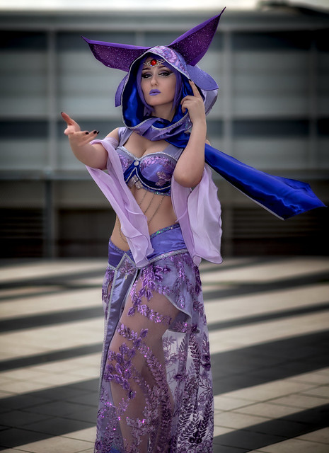 Wonderful cosplay