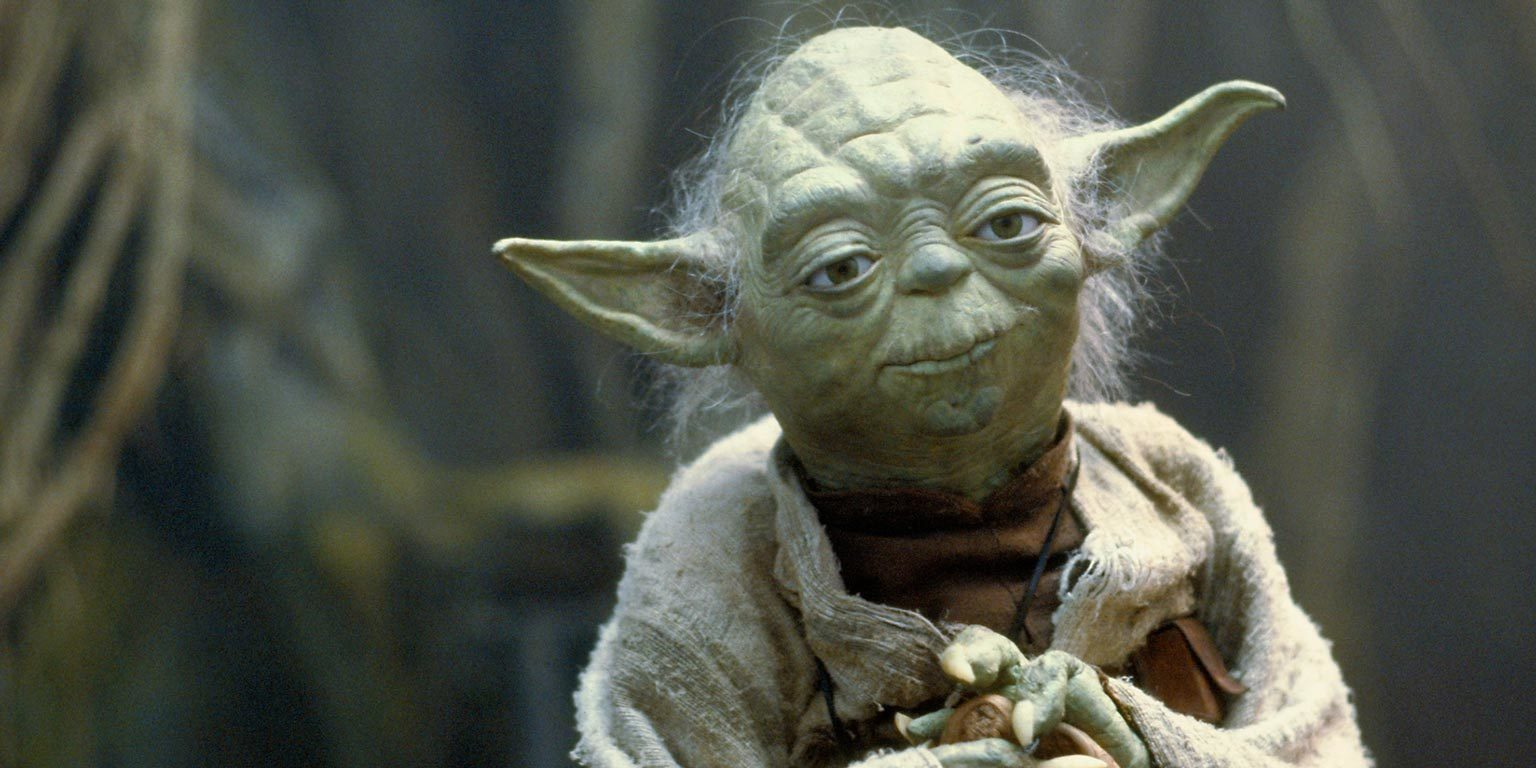 Yoda in The Empire Strikes Back (1980)