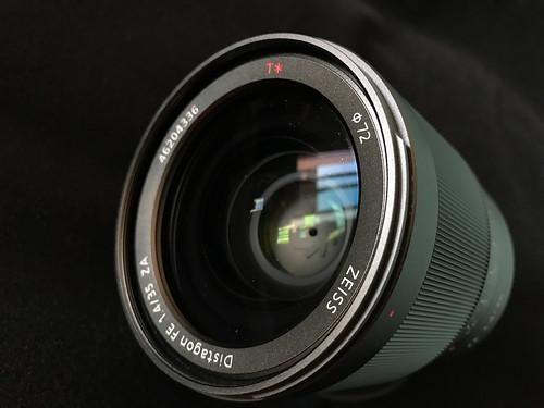VENDIDO Objetivo Sony SEL35F14Z FE Distagon T* FE 35mm f/1.4 ZA en Camaras y Objetivos41519996091_464ee0a97d