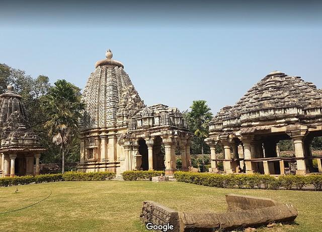 1080 拉贾斯坦邦的恰尔勒巴登的太阳神庙