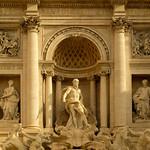 Trevi Fountain, Rome - https://www.flickr.com/people/63270671@N03/