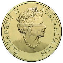 AUSTRALIA COINS BRITAIN ROYALTY