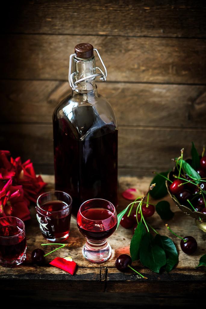 cherry liqueur kirsch