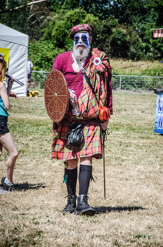 Celtic Cosplay