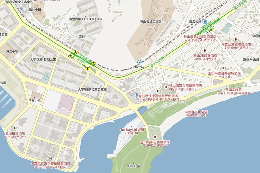 Top 10 Haeundae Hotels