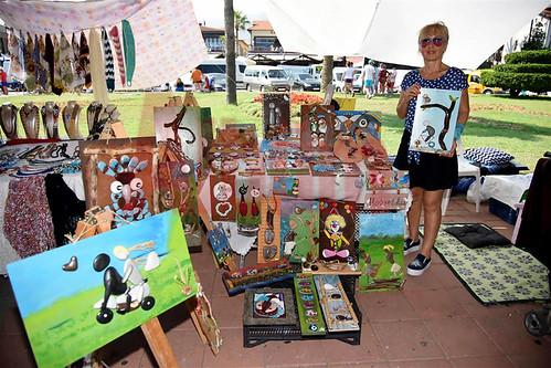 Turizm ve Sanat Festivali'nde standlar büyük ilgi gördü
