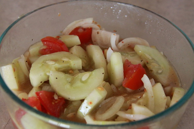 cucmber salad