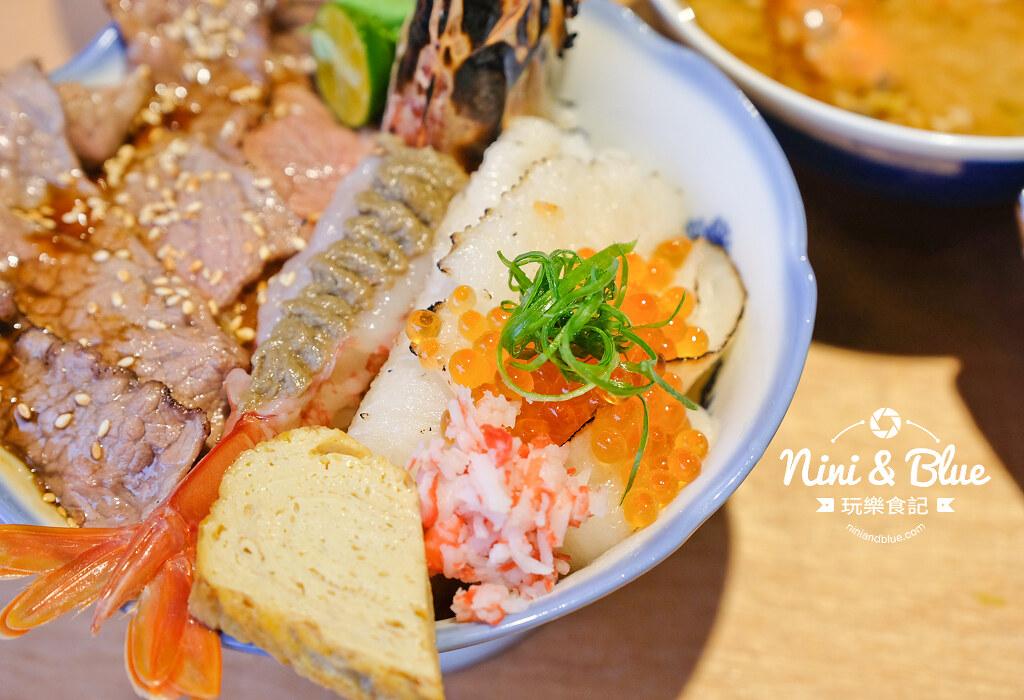 森川丼丼 台中 梅亭街 美食丼飯19
