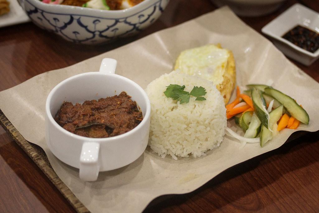 My Makan Place Beef Rendang