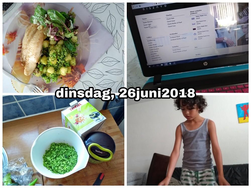 26 juni 2018 Snapshot