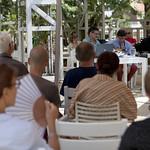 """Conférence """"¡ El flamenco no cabe en el papé !"""" à la Villa Mirasol"""
