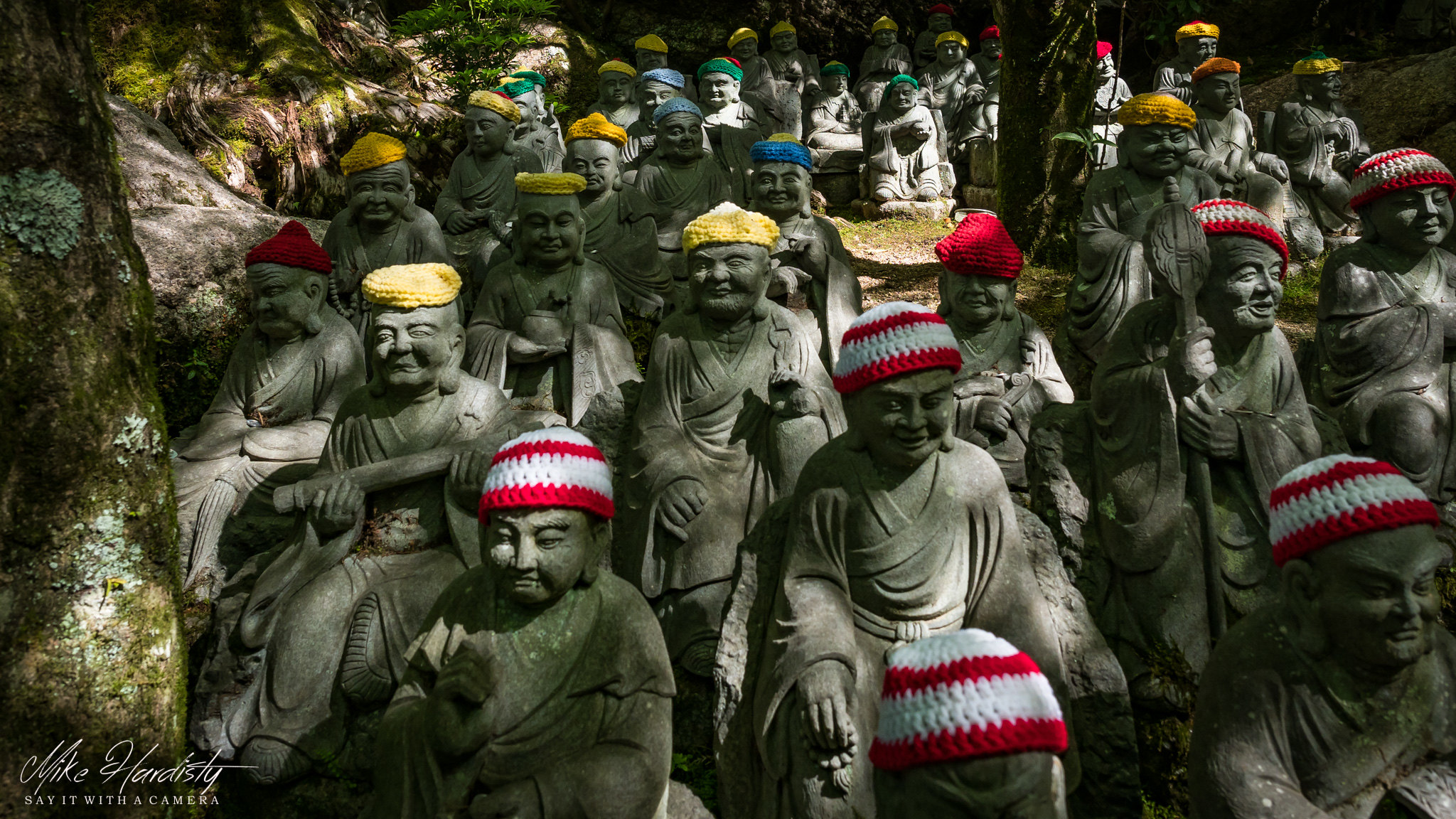 Rakan Statues