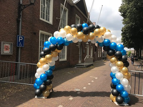 Ballonboog 6m Vierdaagse Hilvarenbeek