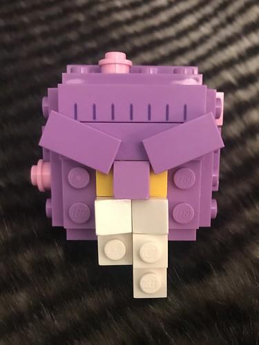 LEGO Ego the Living Planet 2.0 Custom LEGO Marvel Superheroes Villain Guardians of the Galaxy Vol 2
