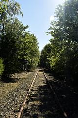 abandoned Railway Raeren - Eupen