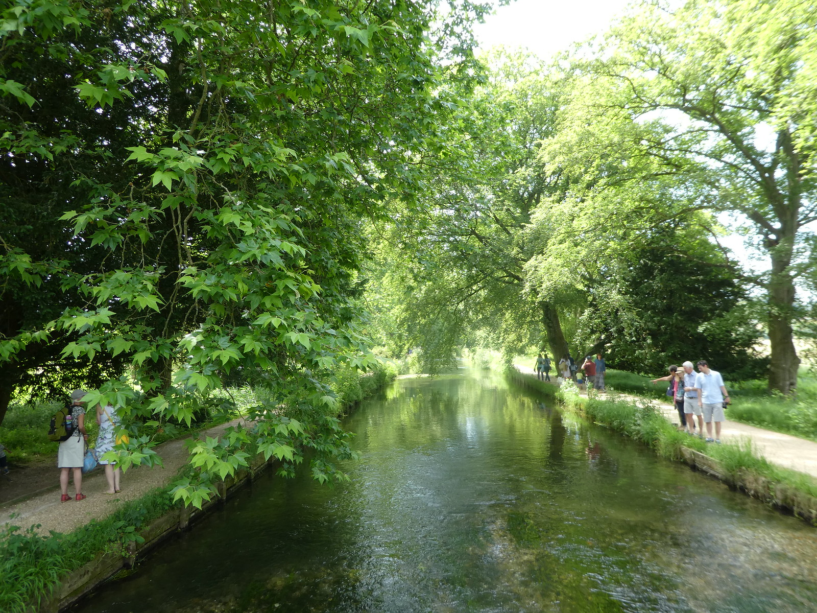 River Test, Mottisfont