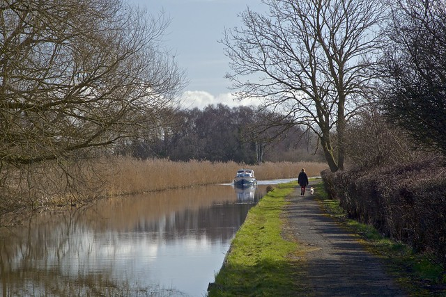 Stroll on the Towpath, Canon EOS-1D MARK IV, Canon EF 24-105mm f/4L IS