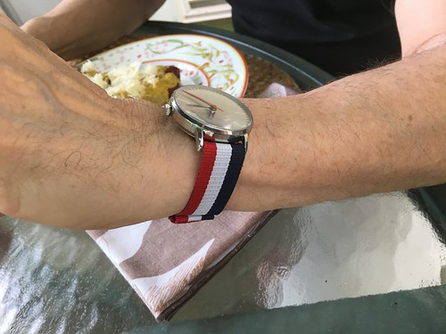 M.'s Watch Band for July 4th