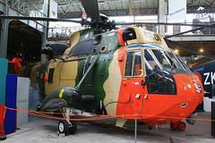 Sikorsky Sea King Mk 48 n° WA831 ~ RS01