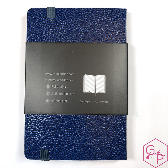 Rollo London A6 Hardy Notebook Review 4