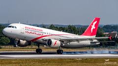 CN-NME Air Arabia Maroc Airbus A320-214