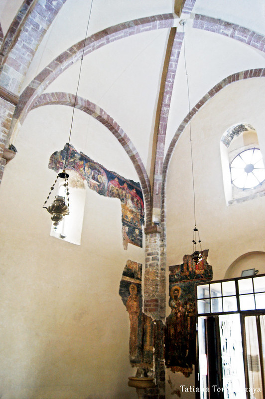Интерьер церкви Св. Марии Речной