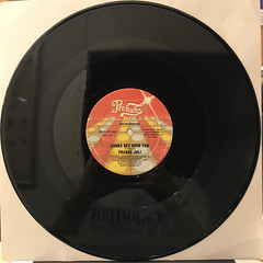 FRANCE JOLI:GONNA GET OVER YOU(RECORD SIDE-B)