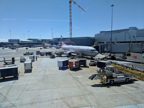 På väg till Portland och OSCON