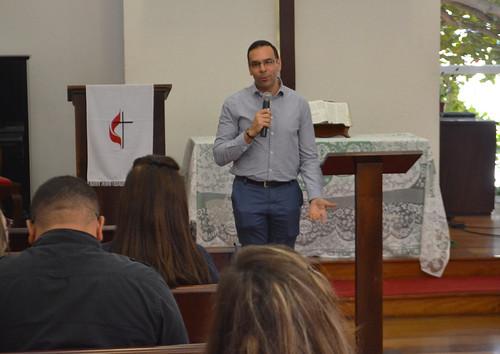 Evento Culto de Ação de Graças pelos 21 anos da Metodista com status de universidade, Capela Rudge Ramos