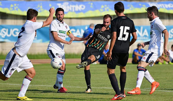 Venezia-Virtus Verona 2-0, decide Zigoni nel primo tempo